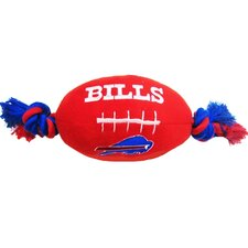 NFL Plush Dog Toy