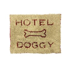 <strong>Hotel Doggy</strong> Muddy Mutt Matt