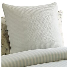 Surfside Stripe European Sham