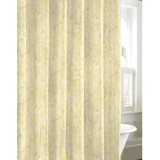 Mauna Lani Cotton Shower Curtain