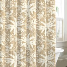 Baylon Breeze Cotton Shower Curtain