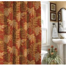<strong>Tommy Bahama Bedding</strong> Cay Cotton Shower Curtain