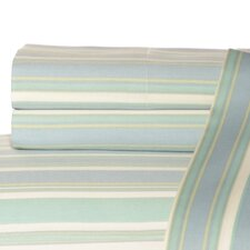 Harbor Stripe Cotton Sheet Set
