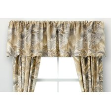 "Bahamian Breeze 86"" Curtain Valance"