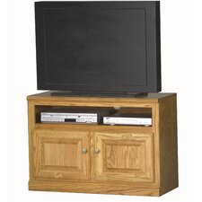 "<strong>Eagle Furniture Manufacturing</strong> Classic Oak 39"" TV Stand"