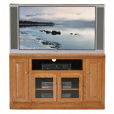 "<strong>Eagle Furniture Manufacturing</strong> Classic Oak 55"" TV Stand"