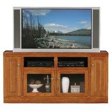 """Classic Oak 66"""" TV Stand"""