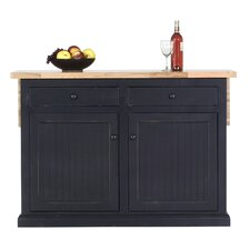 <strong>Eagle Furniture Manufacturing</strong> Coastal Kitchen Island