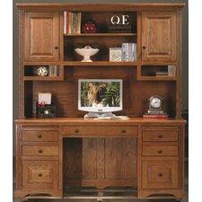 Oak Ridge Credenza Desk
