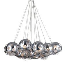 Riley 13 Light Crystal Chandelier