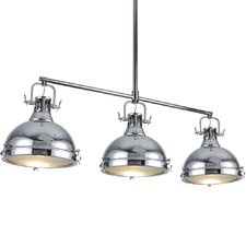 Essex 3 Light Kitchen Island Pendant