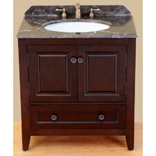 "<strong>Bosconi</strong> Classic 32"" Single Vanity Set"