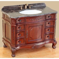 "Classic 43"" Single Vanity Set"