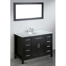 Contemporary 47'' Single Vanity Set