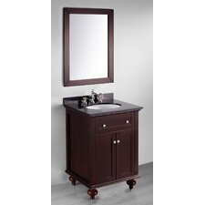 Contemporary 35'' Single Vanity Set
