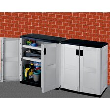 Indoor Storage 2-Door Utility Base Cabinet