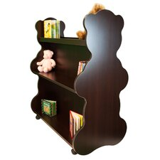 Bear Mobile Double Sided Bookcase