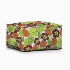 Big Joe Lux Zip It! Square Bean Bag Chair