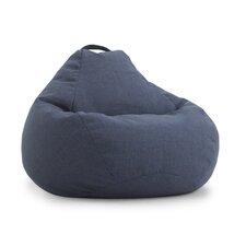 Big Joe Lux Teardrop Bean Bag Chair