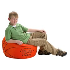 Big Joe Basketball Bean Bag Lounger