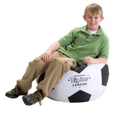 Big Joe Soccer Ball Bean Bag Lounger