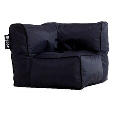 Big Joe Zip Modular Corner Bean Bag Lounger
