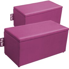 Big Joe 2-in-1 Bench Ottoman