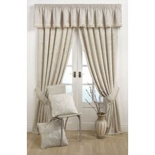 Alexandria Lined Tape Curtain (Set of 2)