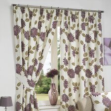 Avonfield Lined Pencil Pleat Curtains