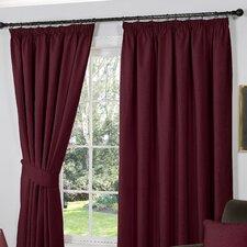 Wexford Lined Door Curtain Set