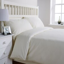 Plain Dyed 68 Pick Fitted Sheet