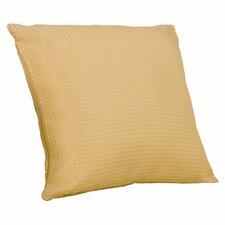 Waffle Self Piped Cushion