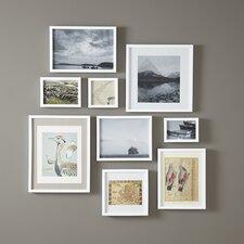 Memento Wood Frame, White