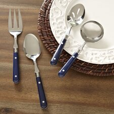 Patterson Hostess 4 Piece Flatware Set