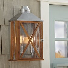 Sandy Bay 2-Light Lantern Sconce