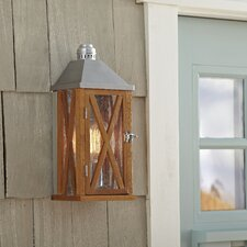 Sandy Bay Outdoor Lantern Sconce