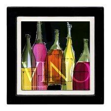 Vino Coaster Ambiance Set (Set of 4)