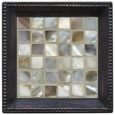 Caprice Shell Ambiance Coaster Set (Set of 4)