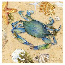 Crab II Occasions Coasters Set (Set of 4)