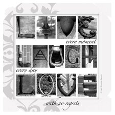 Live, Laugh and Love Occasions Coasters Set (Set of 4)