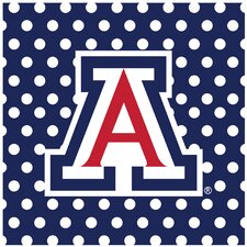 University of Arizona Square Occasions Trivet
