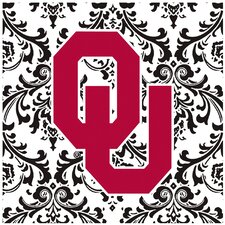 University of Oklahoma Square Occasions Trivet