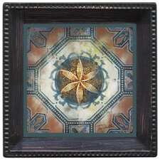 Moroccan Medallion Ambiance Coaster Set (Set of 4)