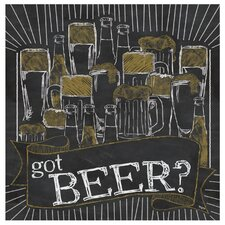 Got Beer? Occasions Coaster Set (Set of 4)