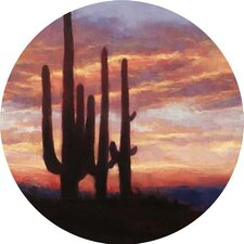 <strong>Thirstystone</strong> Saguaro Sunset Coaster (Set of 4)