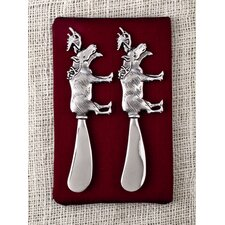 <strong>Thirstystone</strong> Moose Spreader (Set of 2)