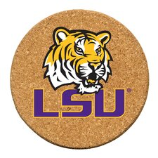 <strong>Thirstystone</strong> Louisiana State University Cork Collegiate Coaster Set (Set of 6)