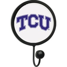 Texas Christian University Round Wall Hook