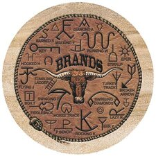Brands Coaster (Set of 4)