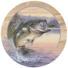 Angler's Dream Coaster (Set of 4)